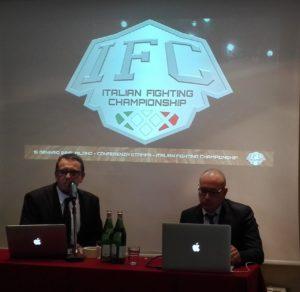 GUIDO COLOMBO INVITATO DA ALEX DANDI ALLA PRESENTAZIONE DI IFC